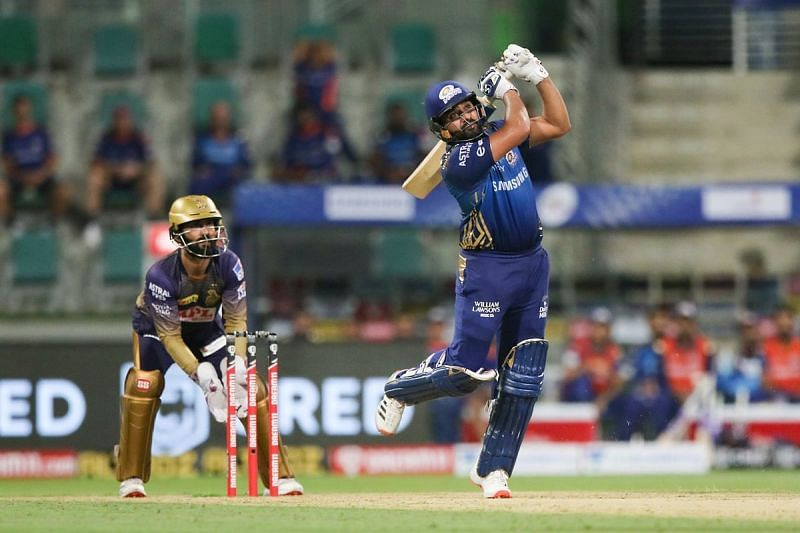 Rohit Sharma has hit 213 sixes