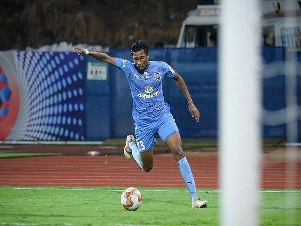 Vignesh Dakshinamurthy (Image Courtesy: Mumbai City FC)