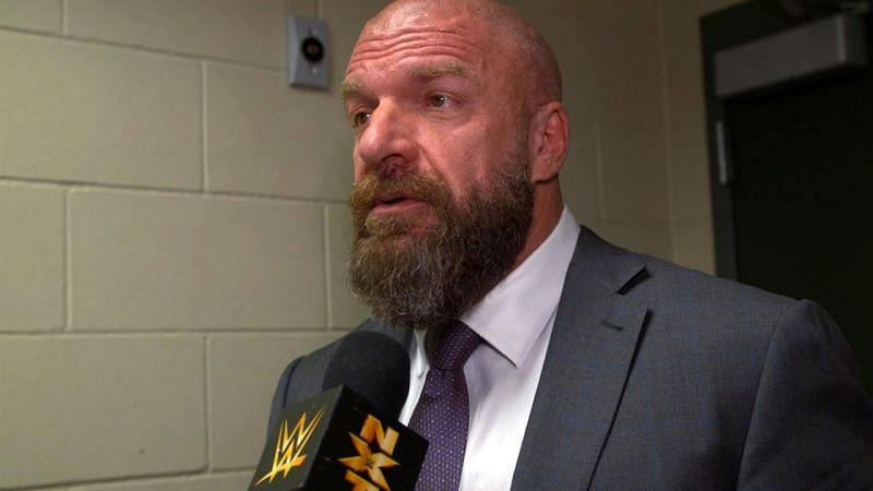Triple H is the founder of NXT