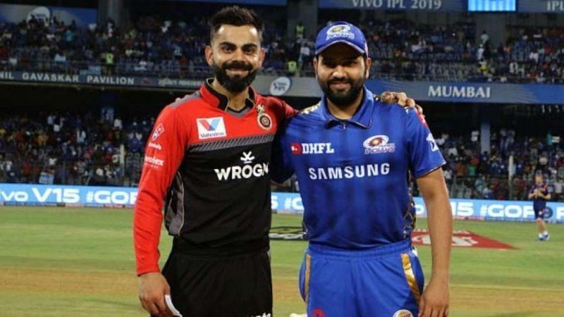 IPL 2021 Match1 : MI vs RCB