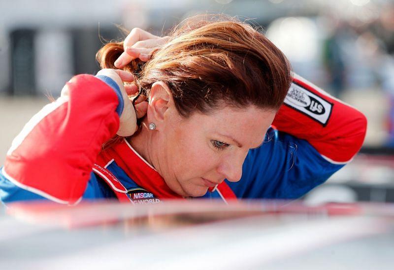 Jennifer Joe Cobb. (Photo by Brian Lawdermilk/Getty Images)