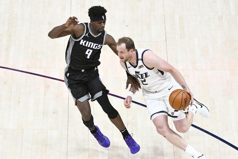 Utah Jazz vs Sacramento Kings