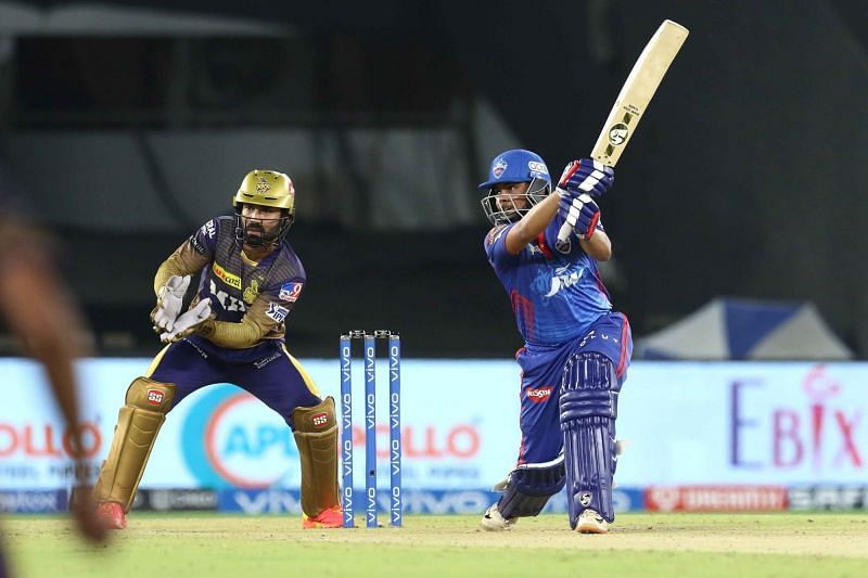 Prithvi Shaw registered the fastest fifty of IPL 2021 [P/C: iplt20.com]