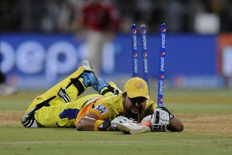 CSK star batsman Suresh Raina