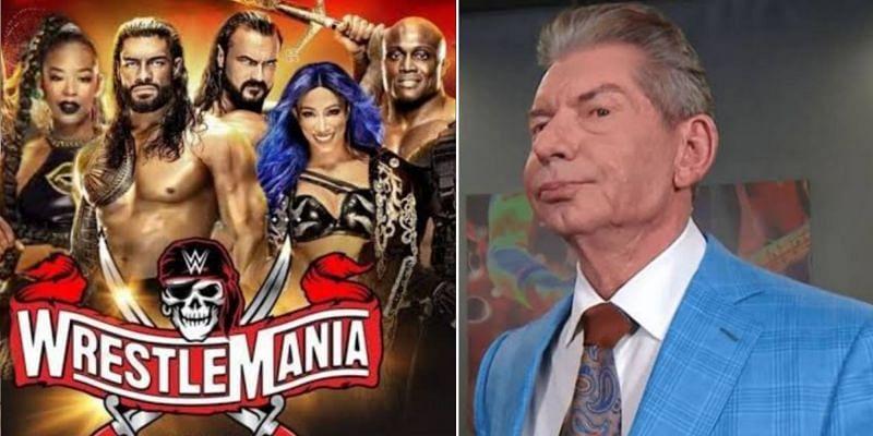 WrestleMania 37 is on the horizon