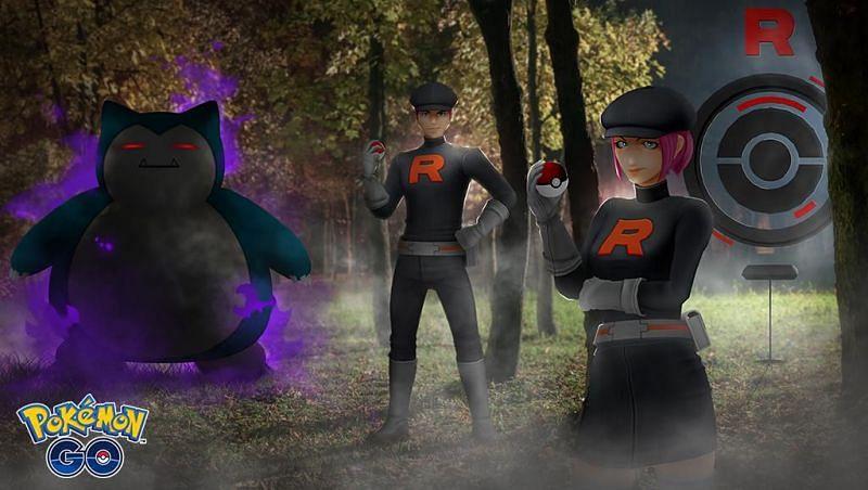 Team GO Rocket encounters retur(Image via Niantic)