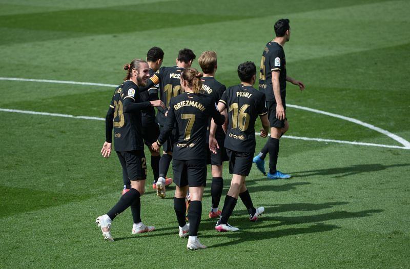 Villarreal CF vs FC Barcelona - La Liga Santander