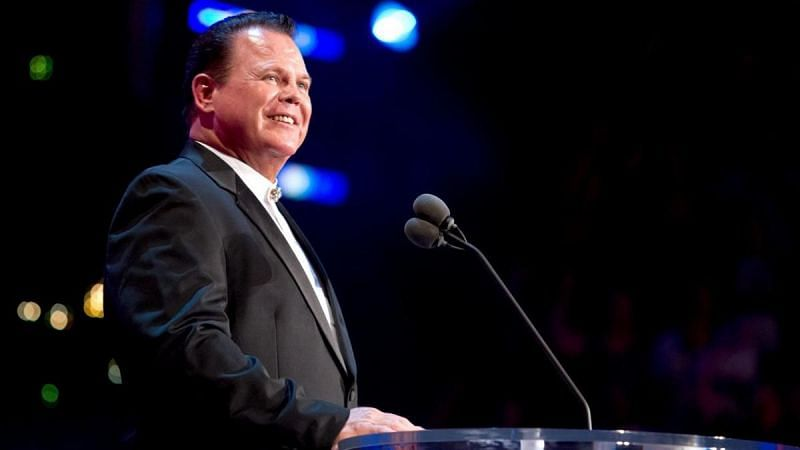 Jerry Lawler is set to host the WWE Hall of Fame