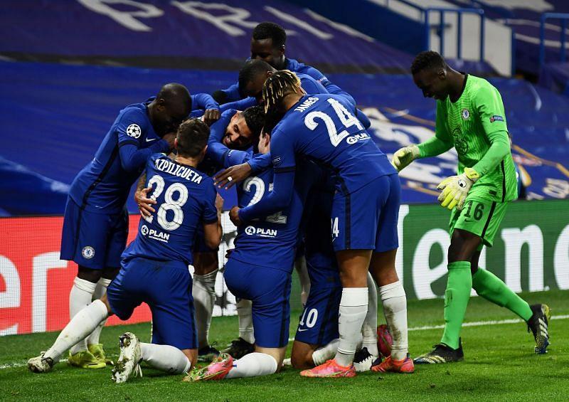 Chelsea FC v Atletico Madrid - UEFA Champions League Round Of 16 Leg Two