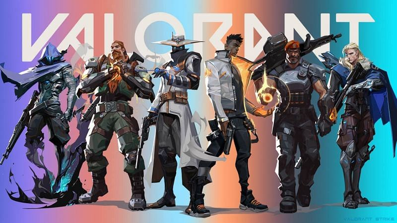 Five best Valorant agents for each map (Image from valorantstrike.com)