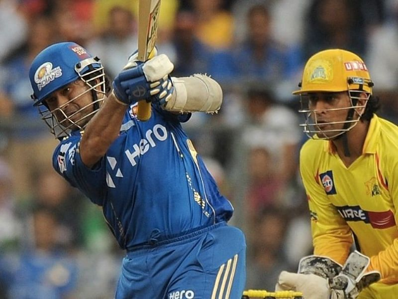 Shadab Jakati and MS Dhoni foxed the great Sachin Tendulkar in the IPL 2010 final