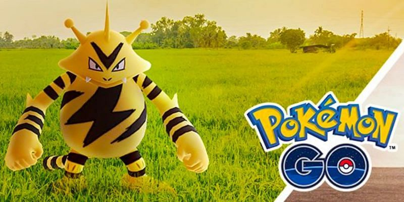 The best moveset for Electabuzz in Pokemon GO