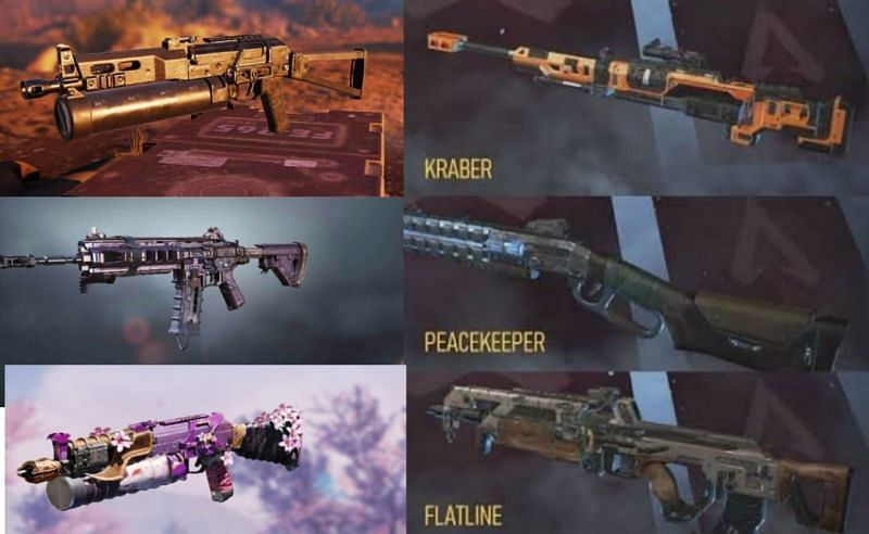 Base Weapons in COD Mobile have a more realistic look and meta performance