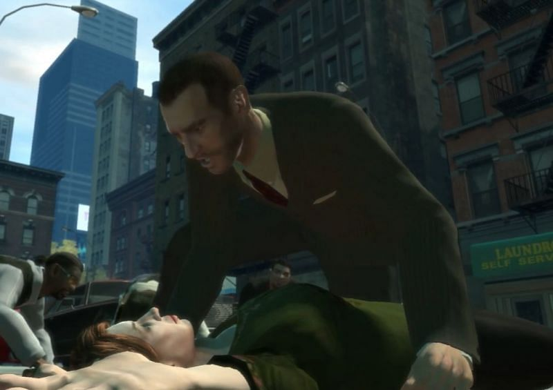 Unlike other GTA protagonists, Niko Bellic does not get a happy ending (Image via GTA Wiki)