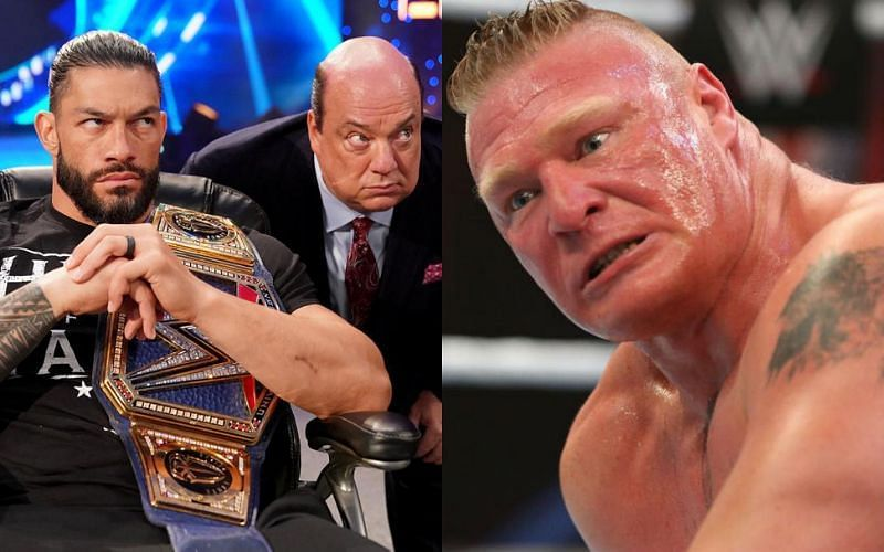 Roman Reigns, Paul Heyman, and Brock Lesnar made the headlines this week