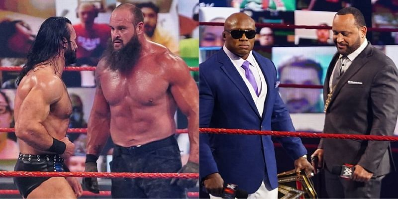 WWE Raw का एपिसोड