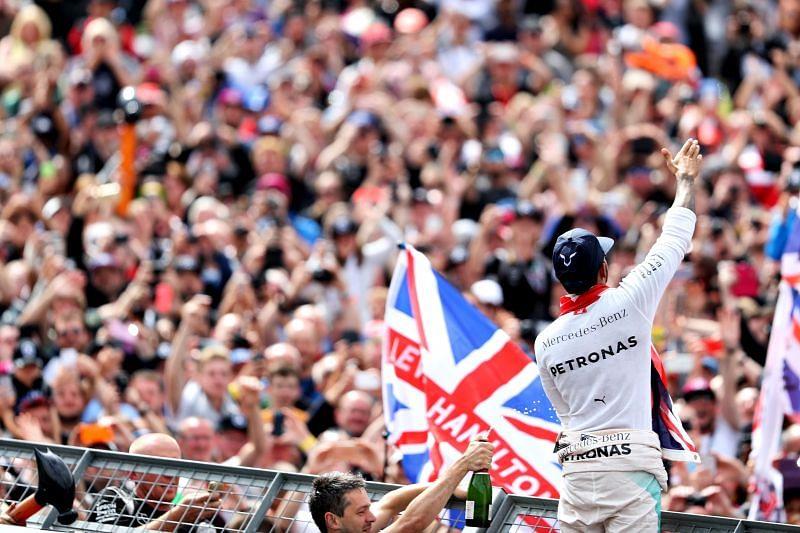 Lewis Hamilton has been Britain