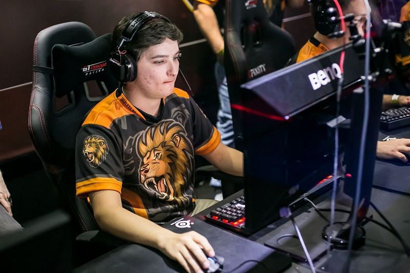 C9 Mitch[Image Via Liquipedia]