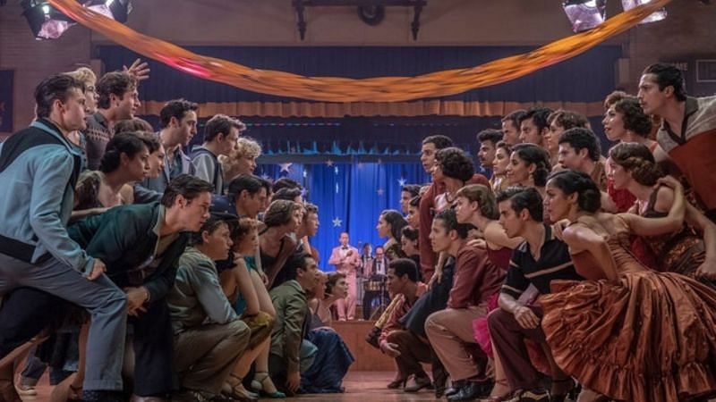 A still from the upcoming West Side Story remake (Image via 20th Century Studios)