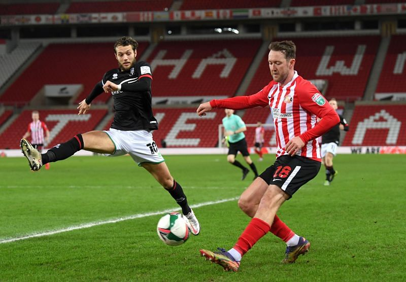 Sunderland will receive a massive boost if McGeady can return on time for this match