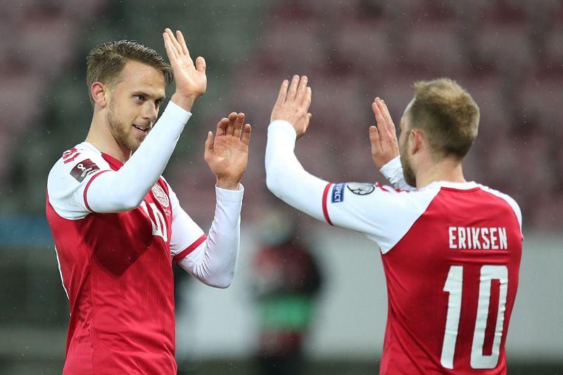 Denmark v Moldova - FIFA World Cup 2022 Qatar Qualifier
