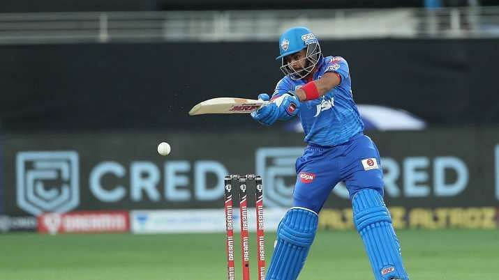 Prithvi Shaw has scored 826 runs at a strike-rate of 139.76 in 38 IPL matches [Credits: IPL]