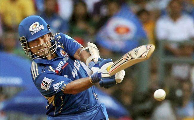 Sachin Tendulkar impressed with the bat (Source:PTI)