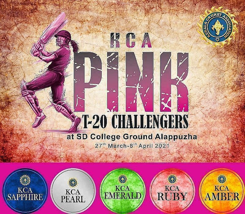 PEA vs RUB Dream11 Tips - KCA Pink T20 Challengers