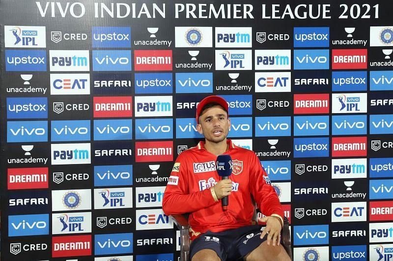 Ravi Bishnoi believed the batsmen could play the big shots off the deliveries that finished outside off stump (Image Courtesy: IPLT20.com)