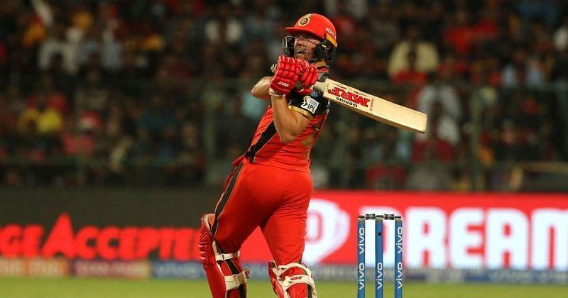 AB de Villiers has hit 235 sixes
