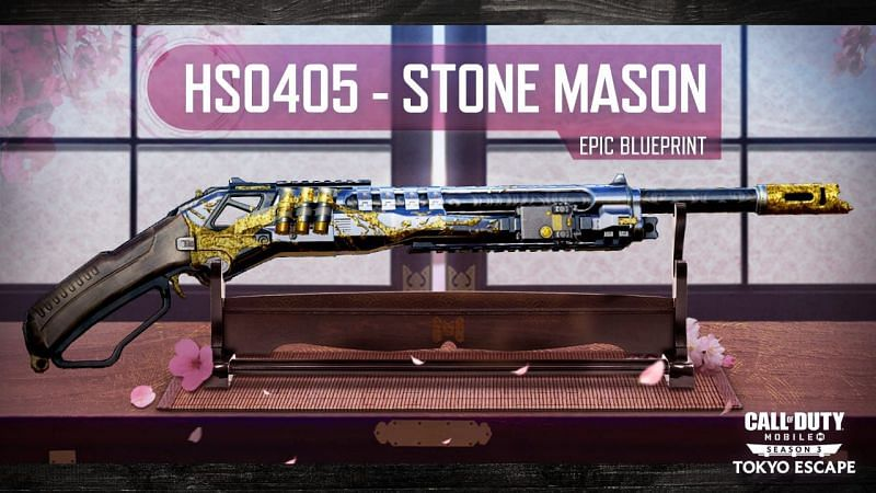 Epic Weapon Blueprint is available as the main reward (Image via Activision)
