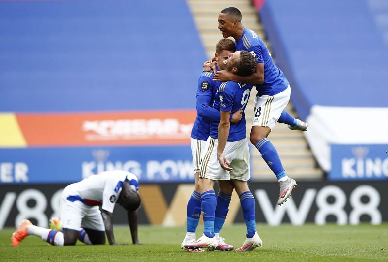 Leicester City take on Crystal Palace this weekend