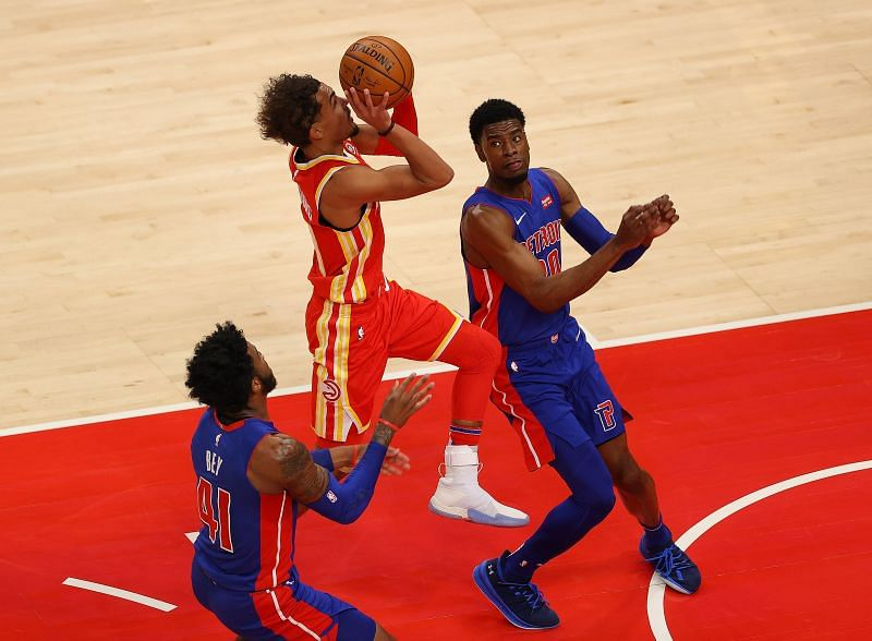 The Detroit Pistons have multiple talented young players.