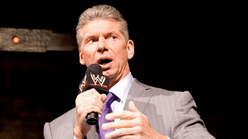 Vince McMahon ultimately decides which WWE matches take place at WrestleMania