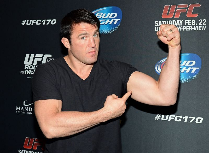 """Chael Sonnen labeled himself """"the bad guy"""" after his apparent heel turn in 2010."""