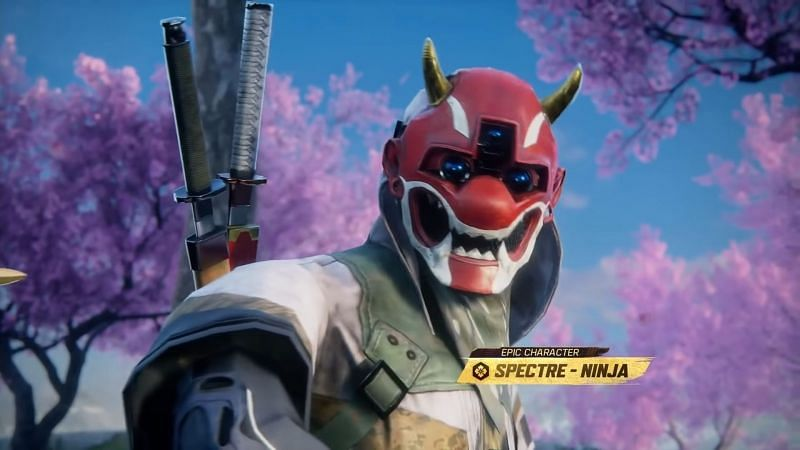 """Epic Operator """"Spectre - Ninja"""" will be a part of COD Mobile Season 3 (Image via Activision)"""