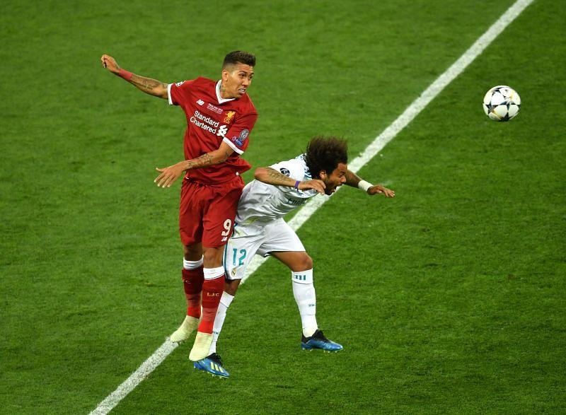 Real Madrid vs Liverpool - UEFA Champions League