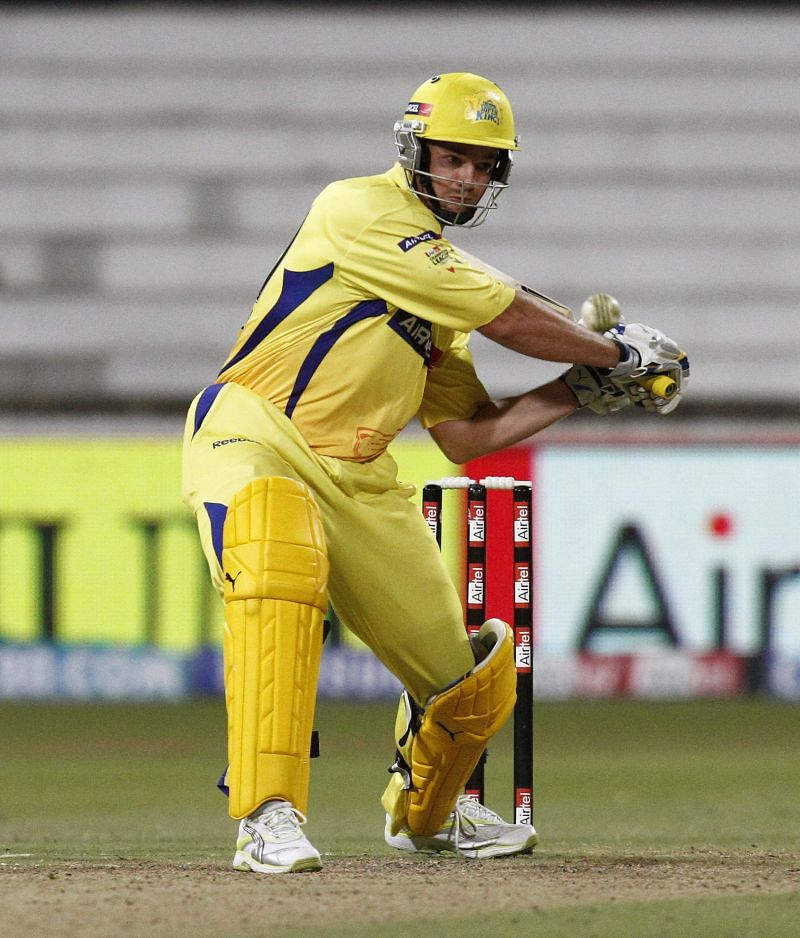 Albie Morkel: An allrounder who did well for CSK