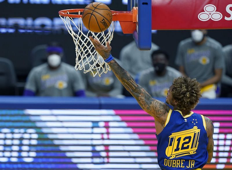 Golden State Warriors guard Kelly Oubre Jr.