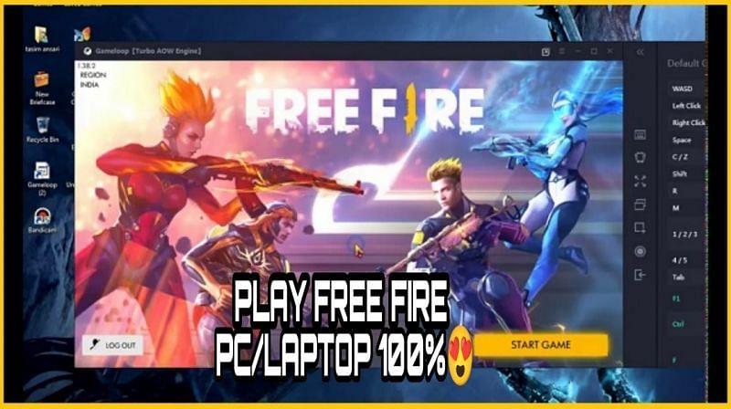 Free Fire को PC/LapTop पर किस प्रकार खेलें