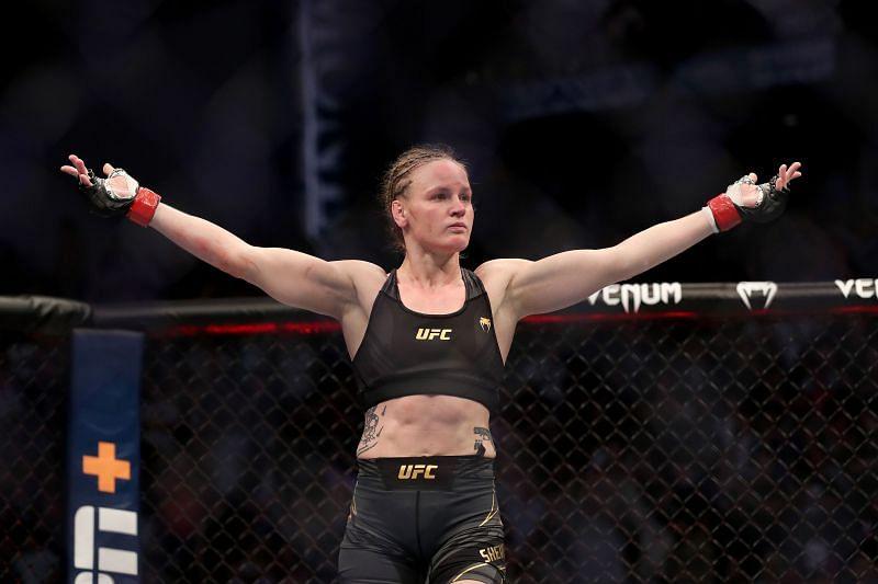 Valentina Shevchenko remains one of the UFC