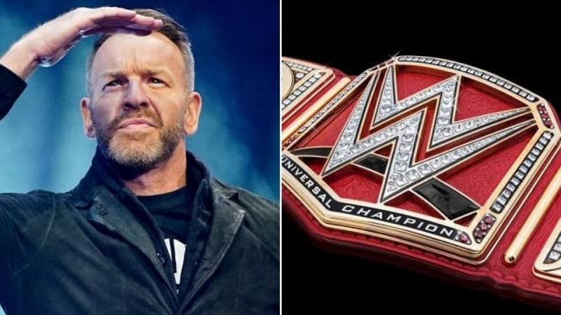 Christian Cage wanted to face a former WWE Universal Champion