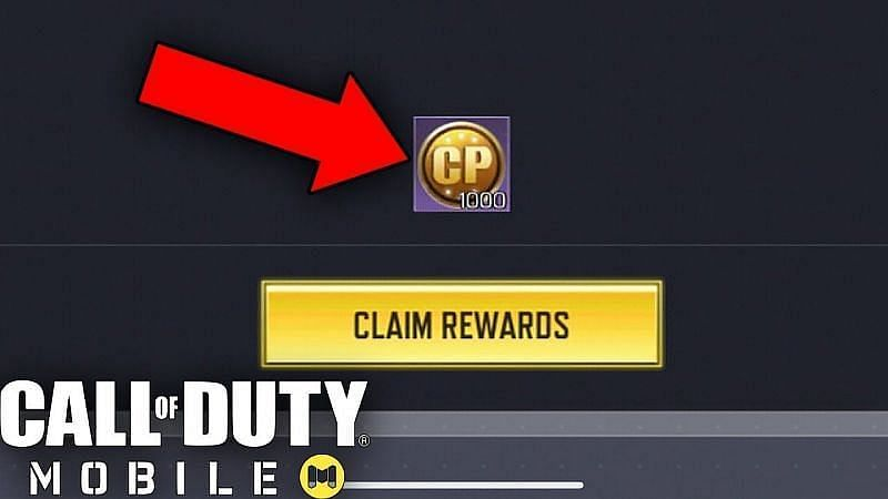 How to get free CP in COD Mobile in 2021