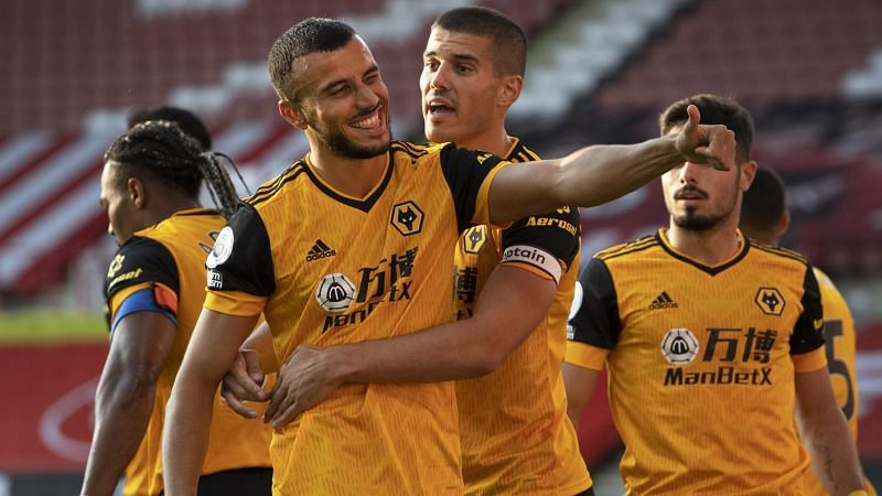 Romain Saiss netted against the Blades in the reverse fixture.