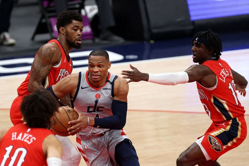 The New Orleans Pelicans will miss the services of Steven Adams, Nickeil Alexander-Walker and Josh Hart on Thursday