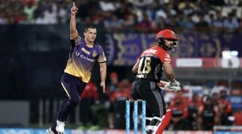 RCB is the only IPL team to get bowled out inside 10 overs.