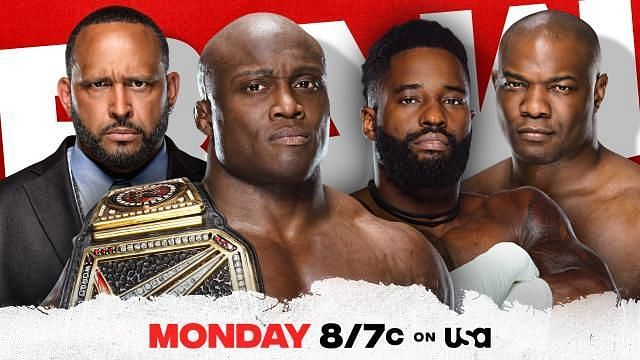 Bobby Lashley is set to put a nail in the coffin of The Hurt Business on RAW this week.