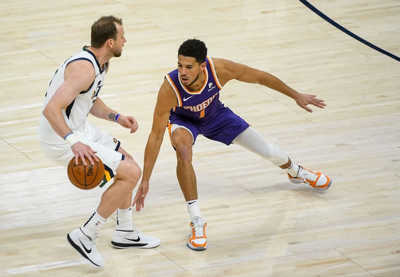The Phoenix Suns and the Utah Jazz will face off at the Phoenix Suns Arena on Wednesday