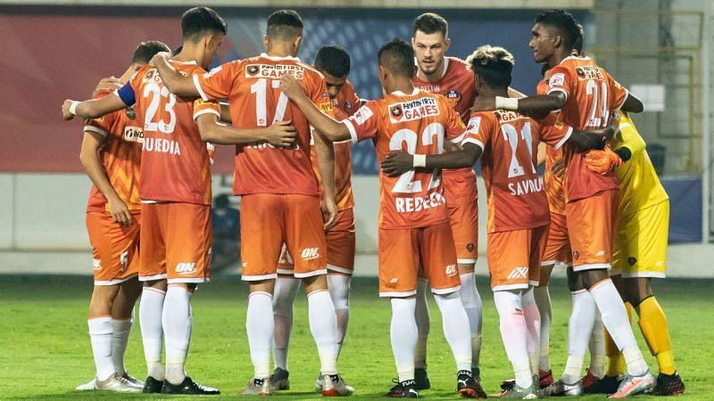 FC Goa (Image Courtesy: FC Goa Twitter)