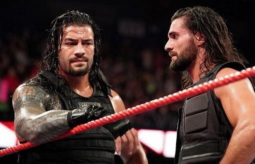 Seth Rollins feels he and Roman Reigns are on the same level